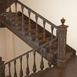 лестница в котедж