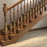 резные балясины для лестниц