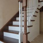 лестница ясень